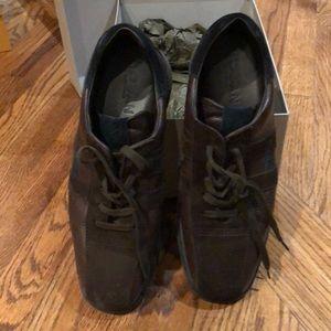 Other - Men's hogan lace up shoes